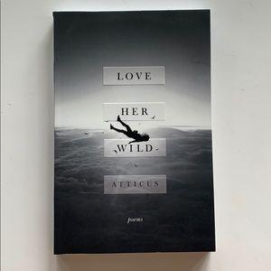 Love Her Wild Poem Book
